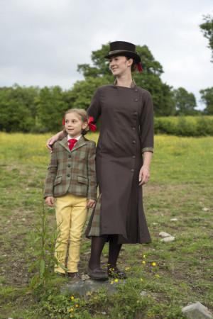 4-Blenheim lead rein dress