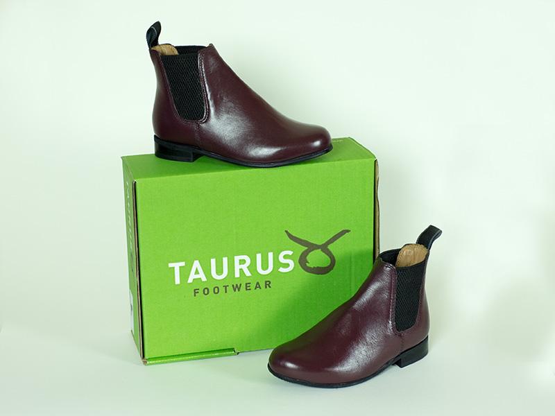Taurus Jodhpur Boots