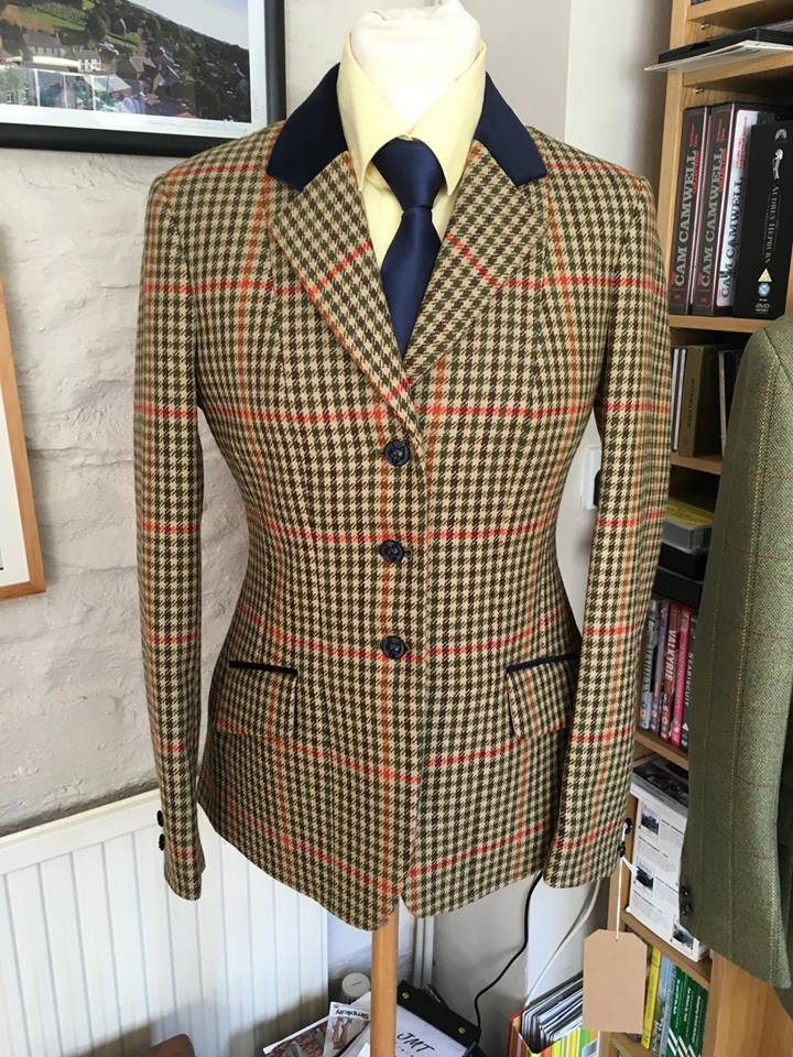SOLD Daisy Tweed Jacket – Pre-owned, Immaculate Condition – SOLD