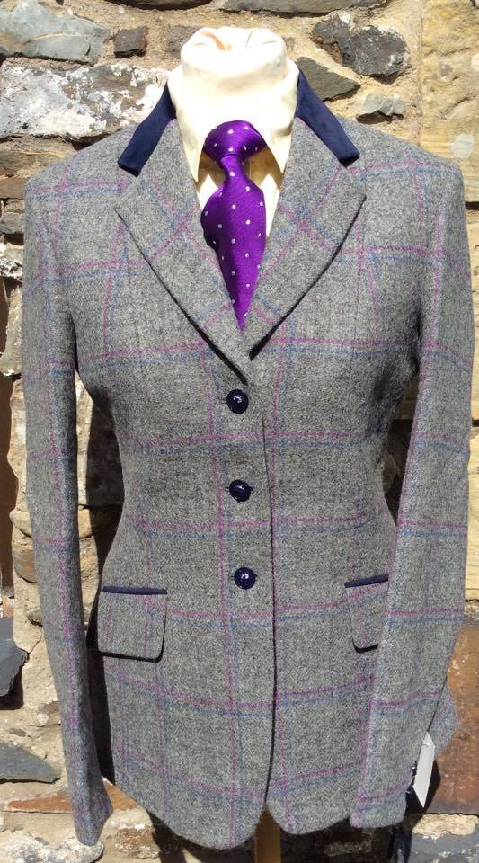 Eiry Tweed Jacket