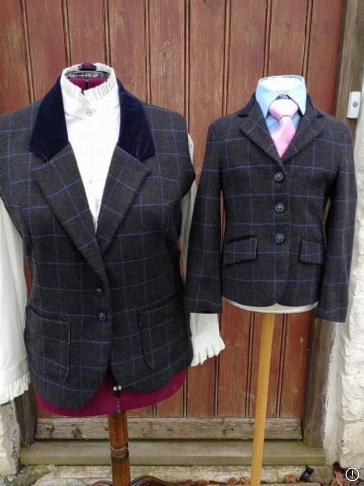 Harri Tweed – Pre-owned Lead Rein Set
