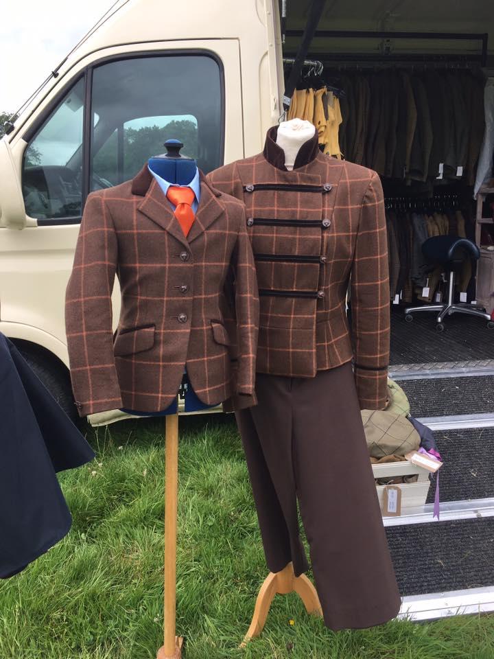 Seren Tweed – Lead Rein Set – Pre-owned