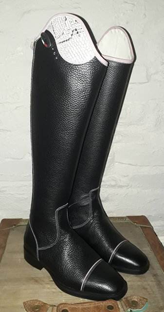DeNiro Boots – Regal Pink